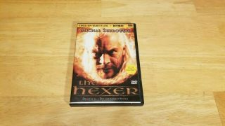 The Witcher 2001 Hexer The First Movie From 2001 Polish Dvd English Dub