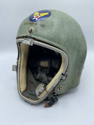 K - 1 High Altitude Flight Helmet Air Force Pilot Flight Gear