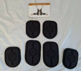 Crye Precision Avs Harness Pads - Plate Carrier,  Uksf,  Sas,  Armour