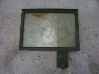 Hmmwv X Door 5/8 Window Frame