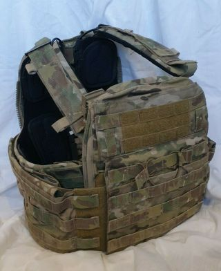Crye Precision Cpc Cage Plate Carrier - Multicam,  Uksf,  Sas,  Armour