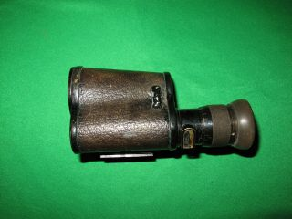 Unidentified Likely German Made Monocular Binocular