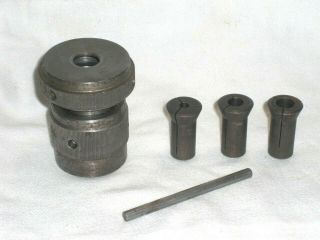 Sparey,  Collet Chuck For Myford Ml - 7/super - 7 Lathes