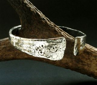 A Ancient Viking Bronze Bracelet Wearable