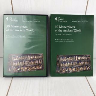The Great Courses: 30 Masterpieces Of The Ancient World - Dvd