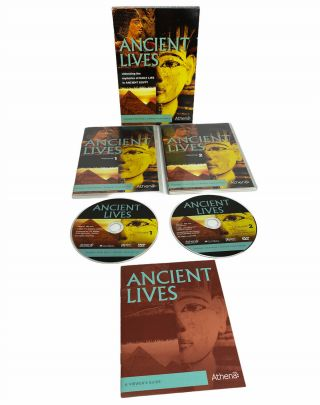 Ancient Lives By John Romer Hard To Find Itv Egypt Documentary.
