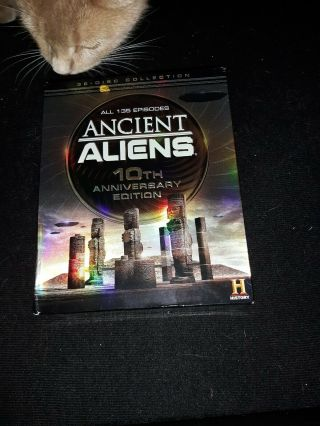 Ancient Aliens 10th Anniversary Edition On Dvd