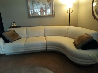 Vintage Weiman Furniture Sectional