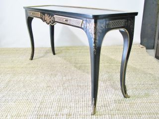 """Vintage Drexel """" Et Cetera """" Line Asian Inspired Console / Sofa Table; Chinoiserie"""