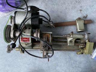 Vintage Unimat Mod Db200 Mini Lathe In