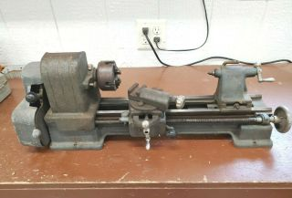 Vintage Sears Craftsman 109.  20630 Metal Lathe