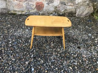 A Vintage 1970's Coffee Table By Ercol / Butlers Table