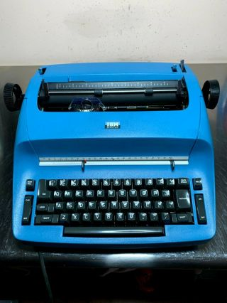 Ibm Selectric I - Vintage - Built In 1974 - Full Restoration Museum Quality