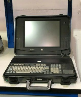 Dolch Airlink Communications Fpac5 - 233 - Xg Field Pack Vintage Portable Computer