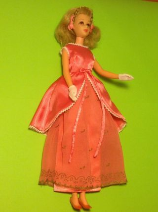 Vintage Barbie Francie Doll In Japanese Exclusive Outfit 1966 Rare