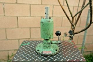 Wilton No.  301 Pow R Arm Fast On Off Action Mechanical Work Positioner,  Vintage