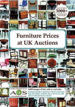 (very Good) - Furniture Prices At (ais) (paperback) - Ainsley,  John - 09546479
