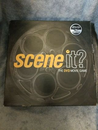 Scene It? The Dvd Movie Game   2008   100 Complete