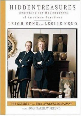 Hidden Treasures: Searching For Masterpieces Of American Furniture By Keno,  Lesl