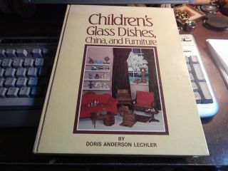 Antique Reference Book Children