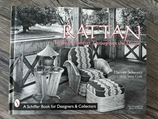 Rattan Furniture : Tropical Comfort Throughout The House,  Hardcover By Schwar.