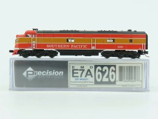 N Scale Precision Craft 626 Sp Southern Pacific E7a Diesel Unpowered Dummy 6001