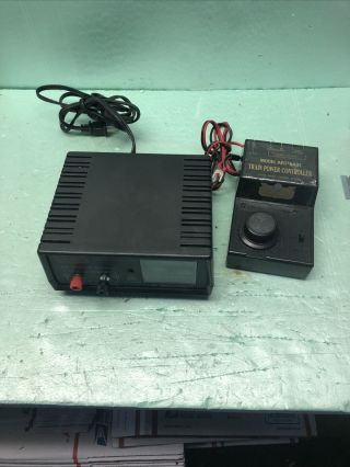 Aristo - Craft Train Power Controller Model Art 5401 And Model Art 5450