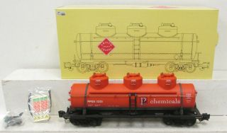 Aristo - Craft 41617 Ppg Chemical 3 Dome Tankcar Ex/box