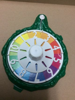 Game Of Life Replacement Piece: Spinner Replacement - Crafts - Decor
