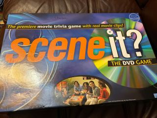 Scene It The Dvd Game,  Plus Sequel Pack Movie Edition