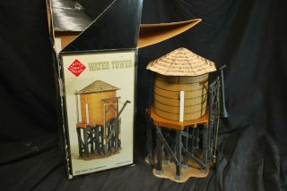 Aristo Craft Trains Water Tower With Box Art 7103 Open Box - A18