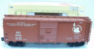 Aristo - Craft 46093 Central Of Jersey Box Car Ln/box
