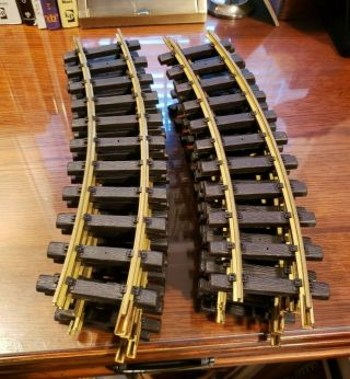 (12) Aristo Craft G Scale Curved Train Track