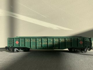 Aristo Craft Trains Art - 41105 G Scale Railway Express Agency Covered Gondola Car