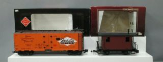 Aristo - Craft And Bachmann G Freight Cars: 46211 Stewart