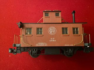 Aristo - Craft G Scale 42204 Southern Pacific Bobber Caboose - G Scale