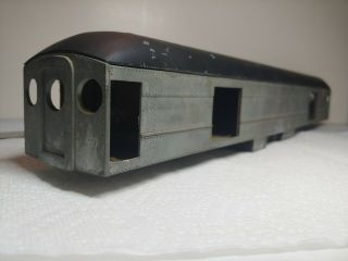 Vintage O Scale Scale Craft Mu Conversio Baggage Passenger Car 1937 - 41 Diecast