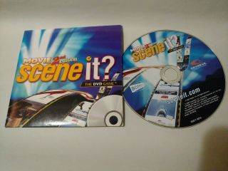 Replacement Disc - Movie Scene It? The Dvd Game (2nd Edition 2007)
