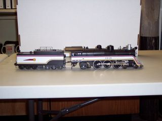 Weaver Quality Craft 3 - Rail O Gauge Atsf Santa Fe Valley Flyer 4 - 6 - 2 Pacific