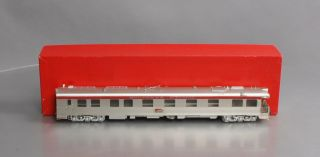 The Coach Yard 1158 Ho Nickel - Plated Brass Sp Business Car 150 - Factory Paint