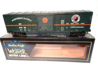 Weaver Quality Craft Northern Pacific 50