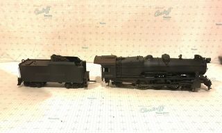 Scale - Craft Kit Built O Scale 2 Rail Brass Prr 4 - 6 - 2 K4 Locomotive & Tender Deco