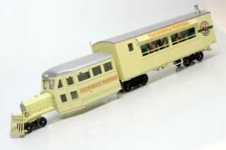 On30 Precision Craft Models 429 Galloping Goose W/ Sound Dcc California Western