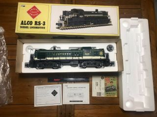Aristo - Craft Art - 22209 Alco Rs - 3 Southern Diesel Locomotive