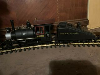Aristo - Craft Rogers Steam Freight Train - Locomotive And Cars Only