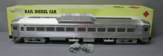 Aristo - Craft 22802 G Scale Canadian National Rail Diesel Car/box
