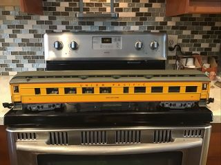 Aristo Craft Trains Art - 31508 - Union Pacific Dining Car 1508 - G Scale