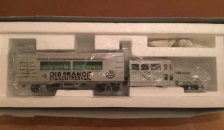 On30 Precision Craft Models Rio Grande Southern Galloping Goose 4 Dc/dcc Sound