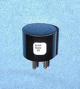 1 Hand - Crafted Solid State Rectifier - Replacement For Type 82 Vacuum Tube