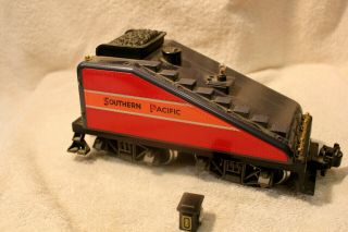 Rea Aristo - Craft G Scale Southern Pacific Slopeback Tender With Sound